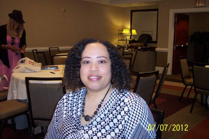Author Adrienna Turner