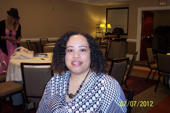 Author Adrienna Turner
