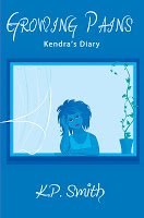 Growing Pains:Kendras Diaries, Author K.P. Smith