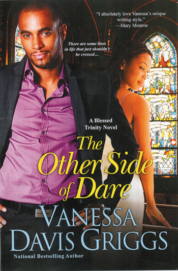 """The Other Side of Dare"" Author Vanessa Davis Griggs"