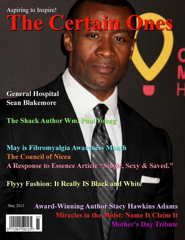 General Hospital Actor Sean Blakemore