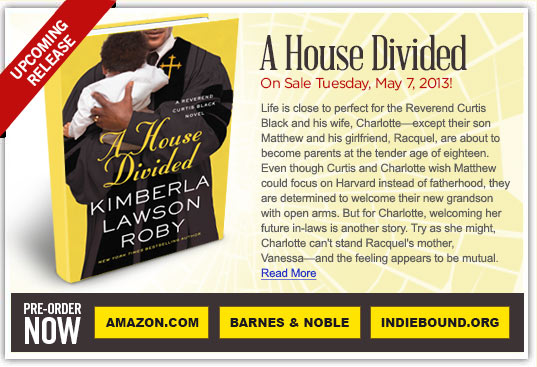 New York Times Bestselling Author and NAACP Image Award Winner Kimberla Lawson Roby