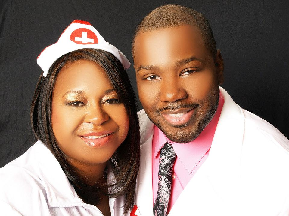 "Shon and Londina Hyneman ""aka"" The Doctor and Nurse of Love"