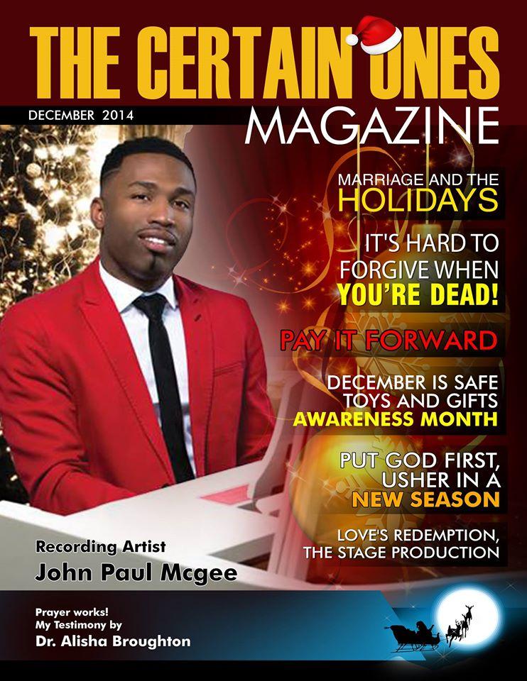 certainonesmagazine2014