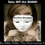 TAKE OFF THE MASK!