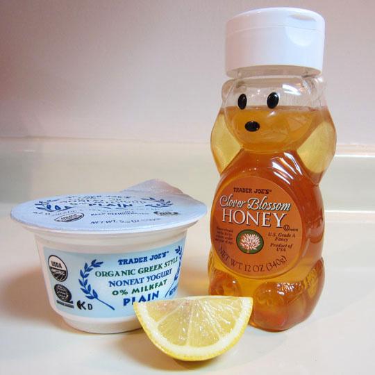 lemon-yogurt-honey