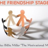 THE FRIENDSHIP STAGE