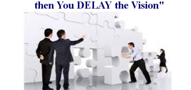 CONVEY OR DELAY: The Leadership Test