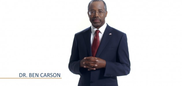 Commentary: Dr. Ben Carson and Politricks