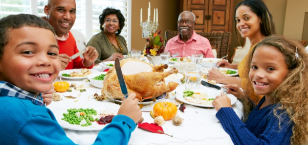 How Not To Stress Over Thanksgiving