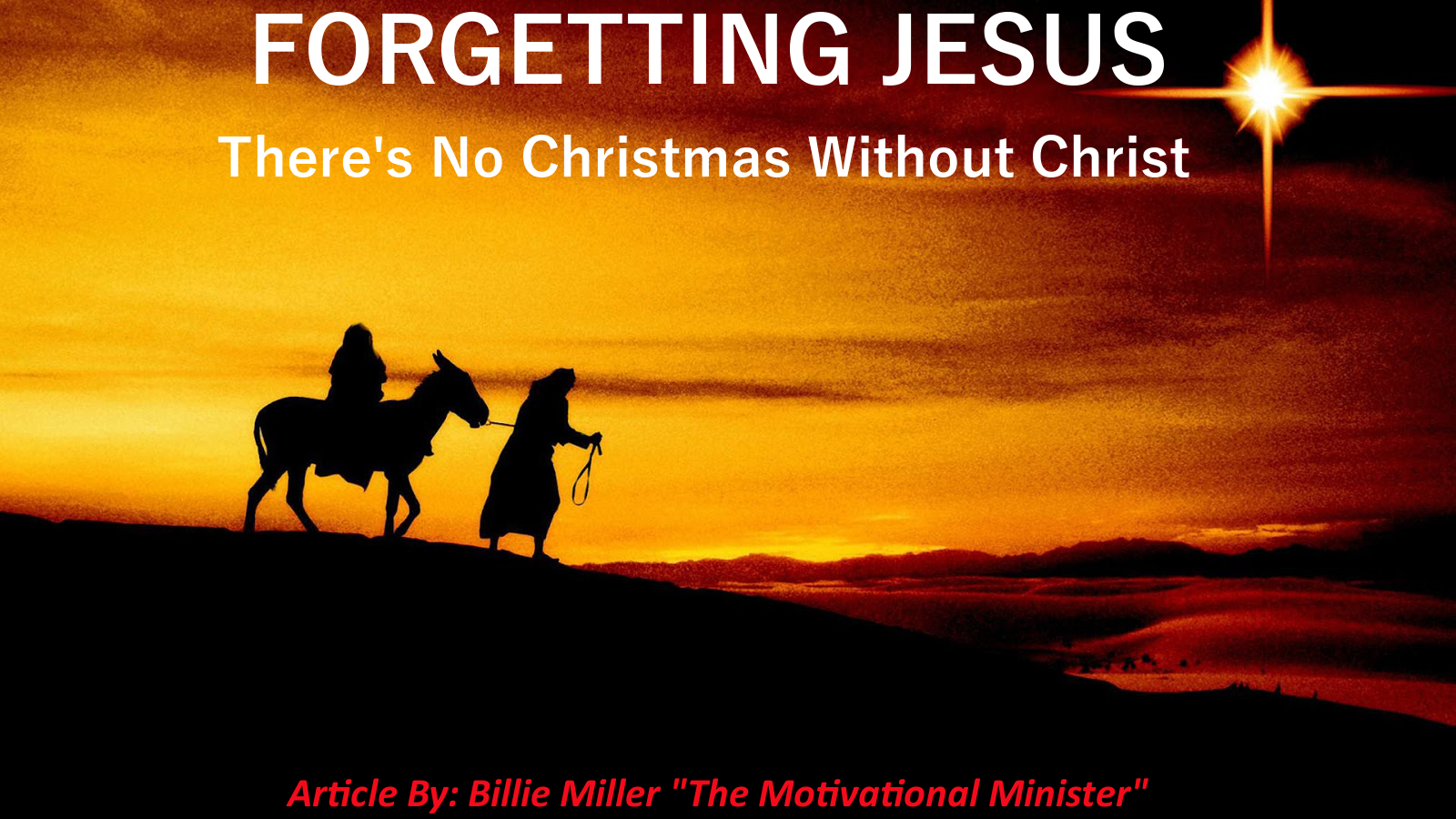 ForgettingJesusPicture