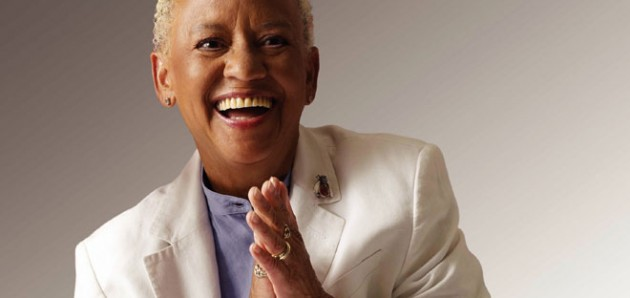 Poet and Activist Nikki Giovanni